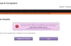 Заполнение анкеты на визу Великобритании (образец)