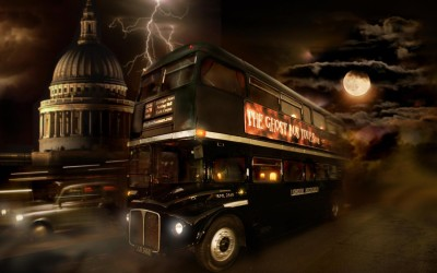 Ghost Bus Tour — ночная автобусная экскурсия