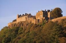 Замок Стирлинг (Stirling) — жемчужина Шотландии
