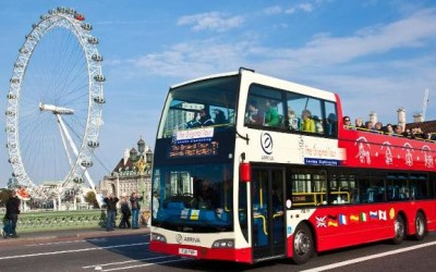 The Original Tour London. Экскурсионный автобусный тур