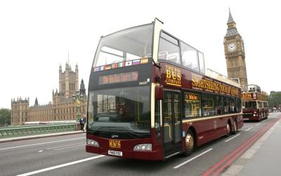 Big Bus Tour. Экскурсионный автобусный тур