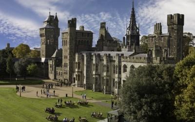 Замок Кардифф — сердце Уэльса