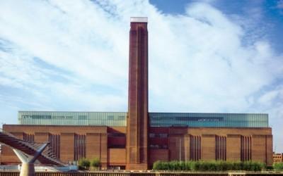 Tate Modern — современное искусство и смотровая площадка