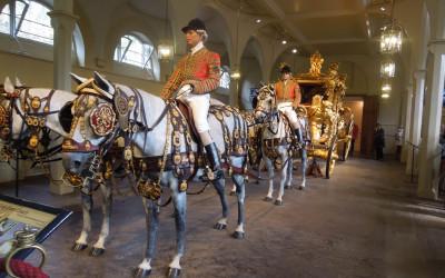 The Royal Mews — посещение королевских конюшен