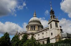 Собор Святого Павла (St Paul's Cathedral) — архитектурное чудо и отличная смотровая площадка
