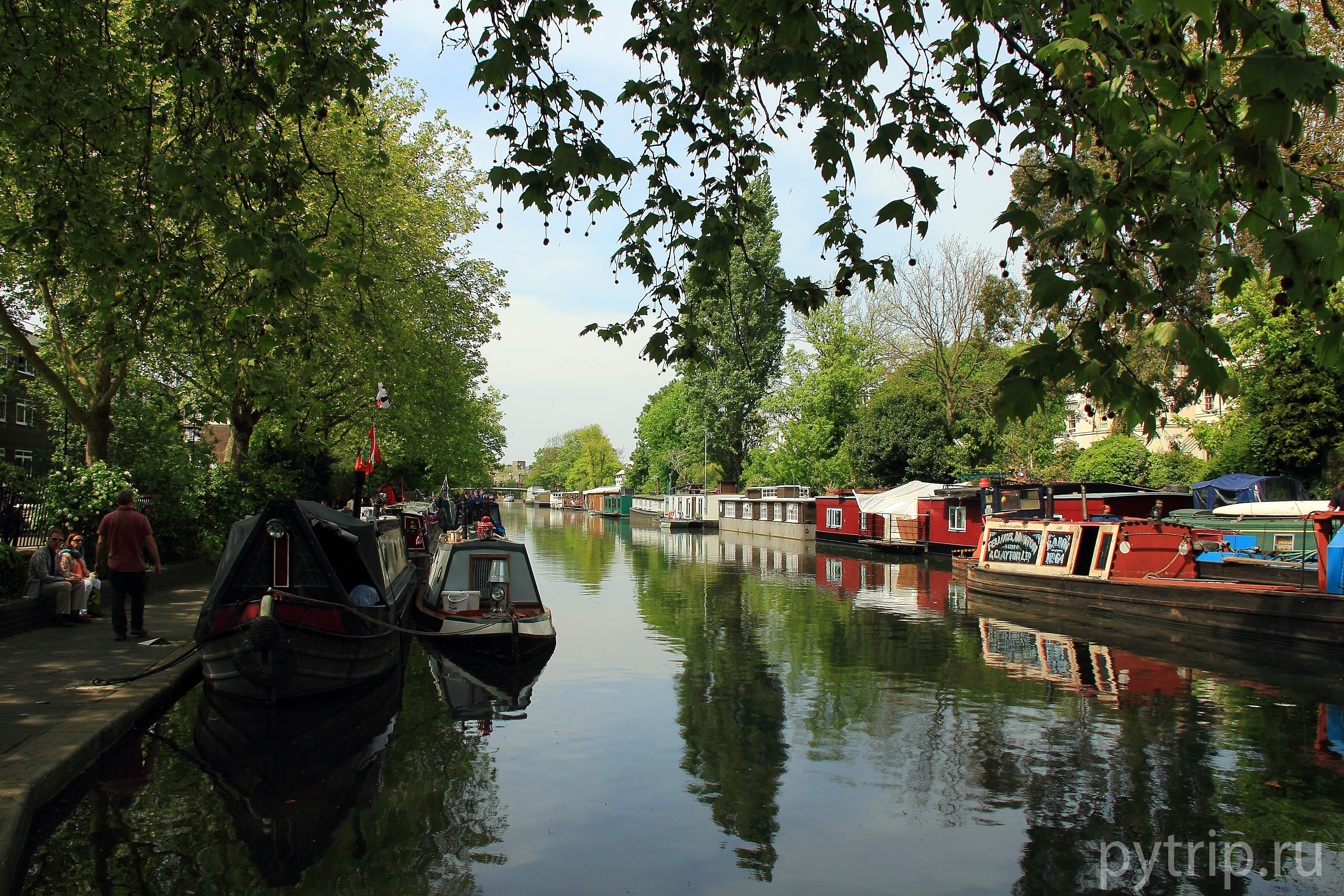 Канал Лондона