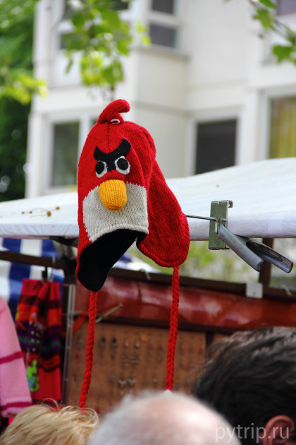 А может вам по душе Angry Bird?