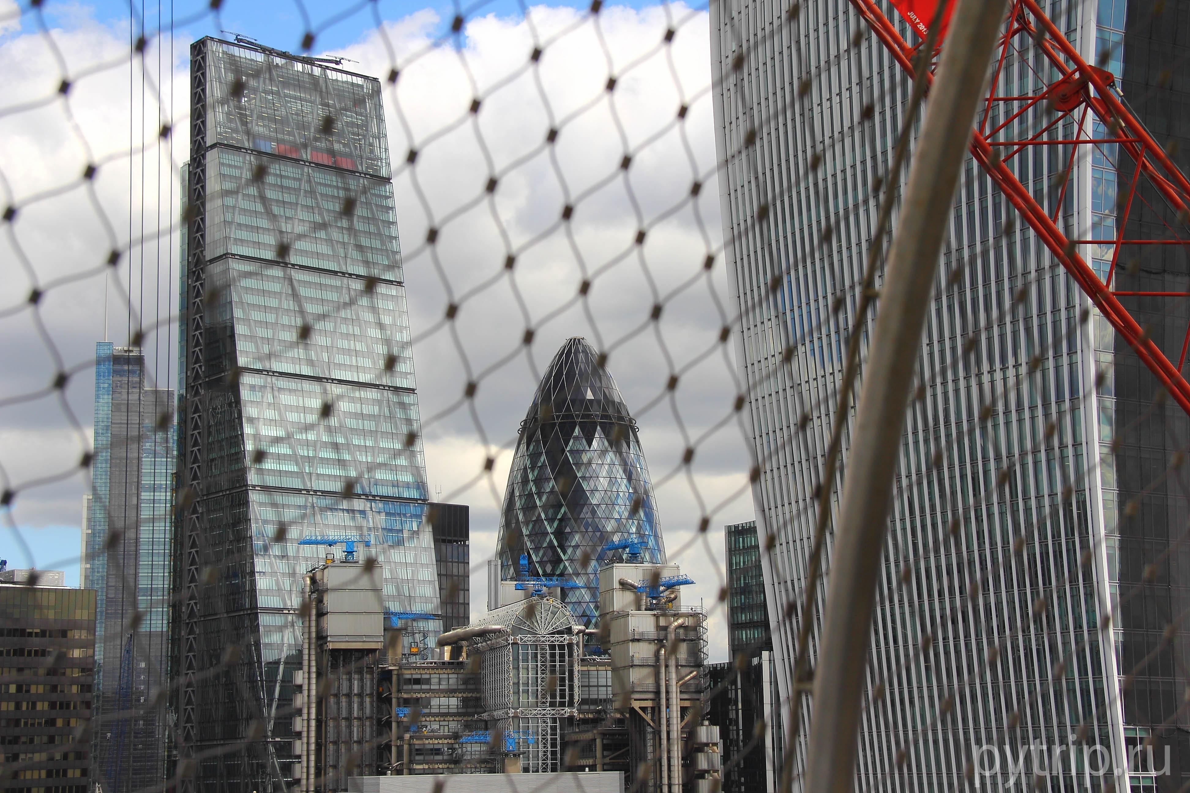Вид с Монумента