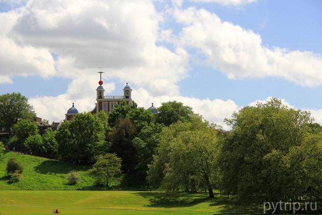 Королевская обсерватория в Гринвиче