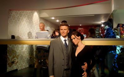 Наша фото-прогулка по музею Тюссо в Лондоне