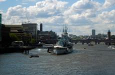 Крейсер Белфаст (HMS Belfast) — плавучий музей Лондона