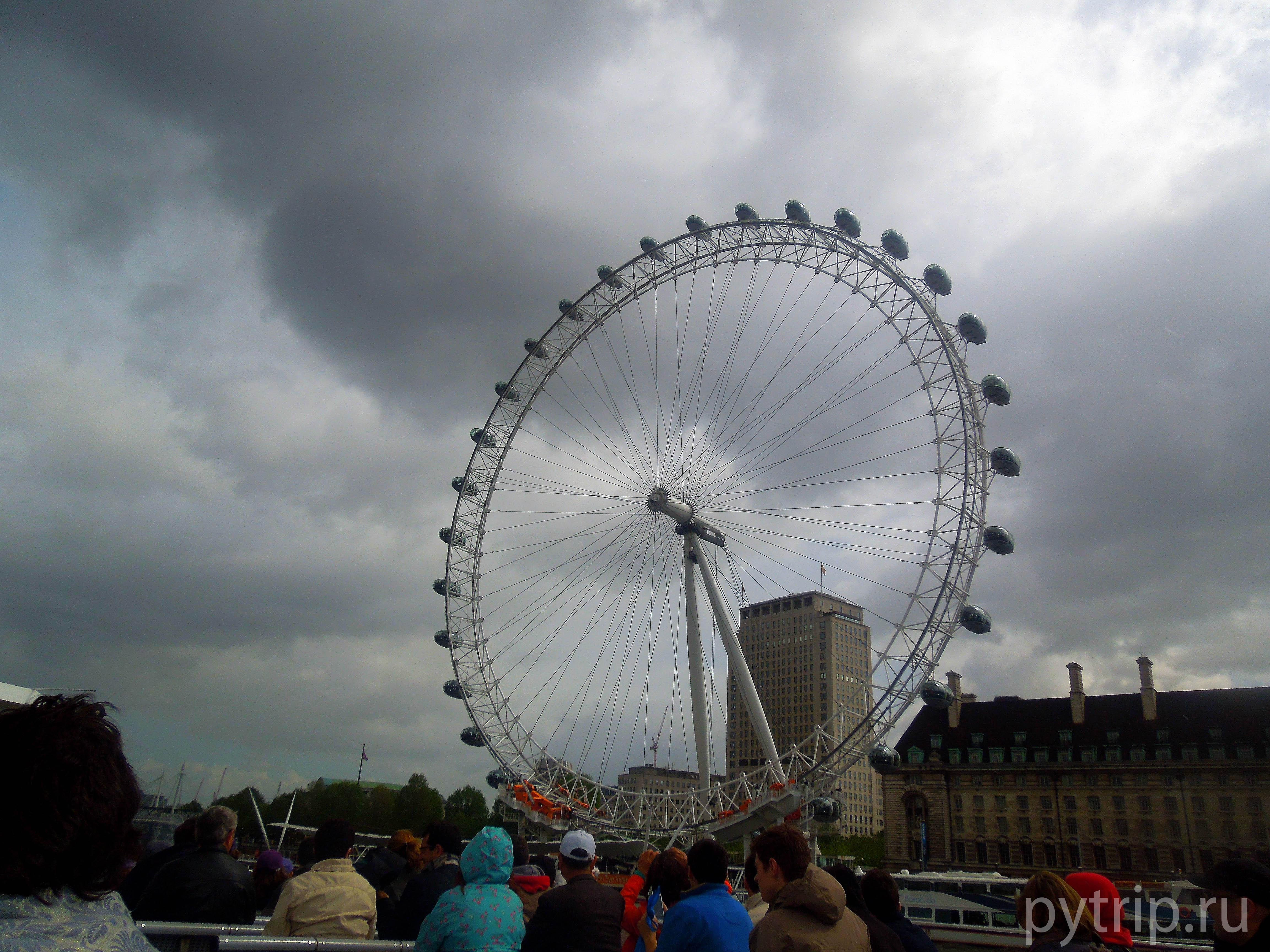 Лондонское Око