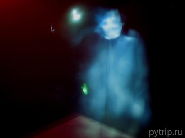В музее виски живет призрак!