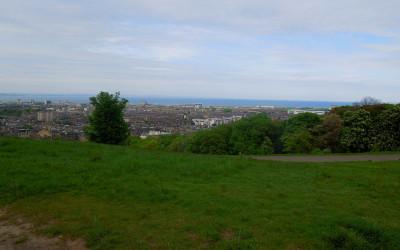 Калтон-хилл (Calton Hill) — смотрим на Эдинбург с высоты!