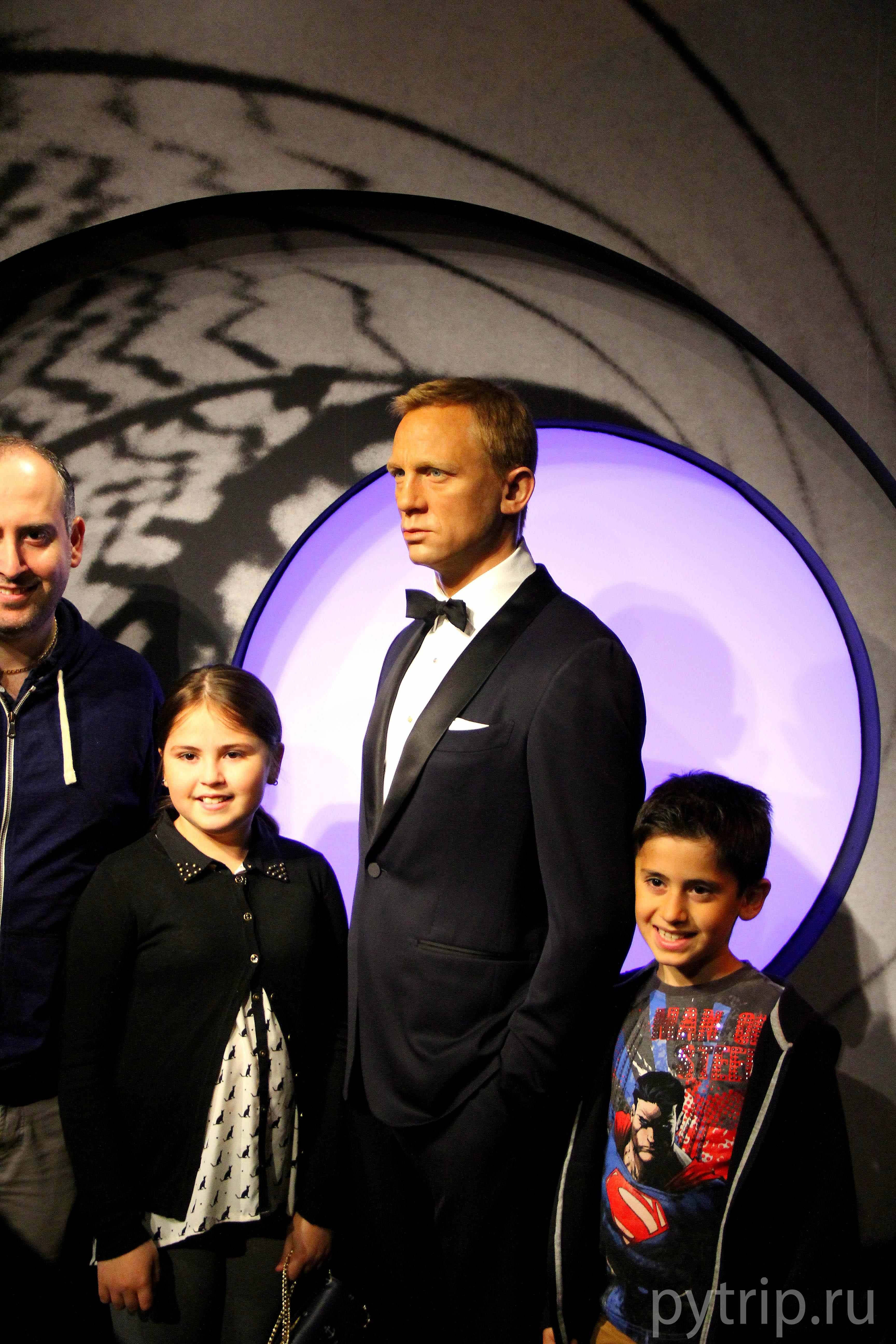 Агент 007 фото