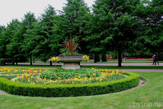 Ридженс парк фото