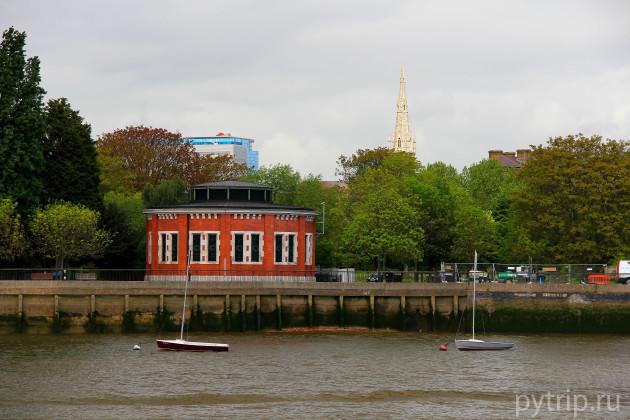 район доков Лондона
