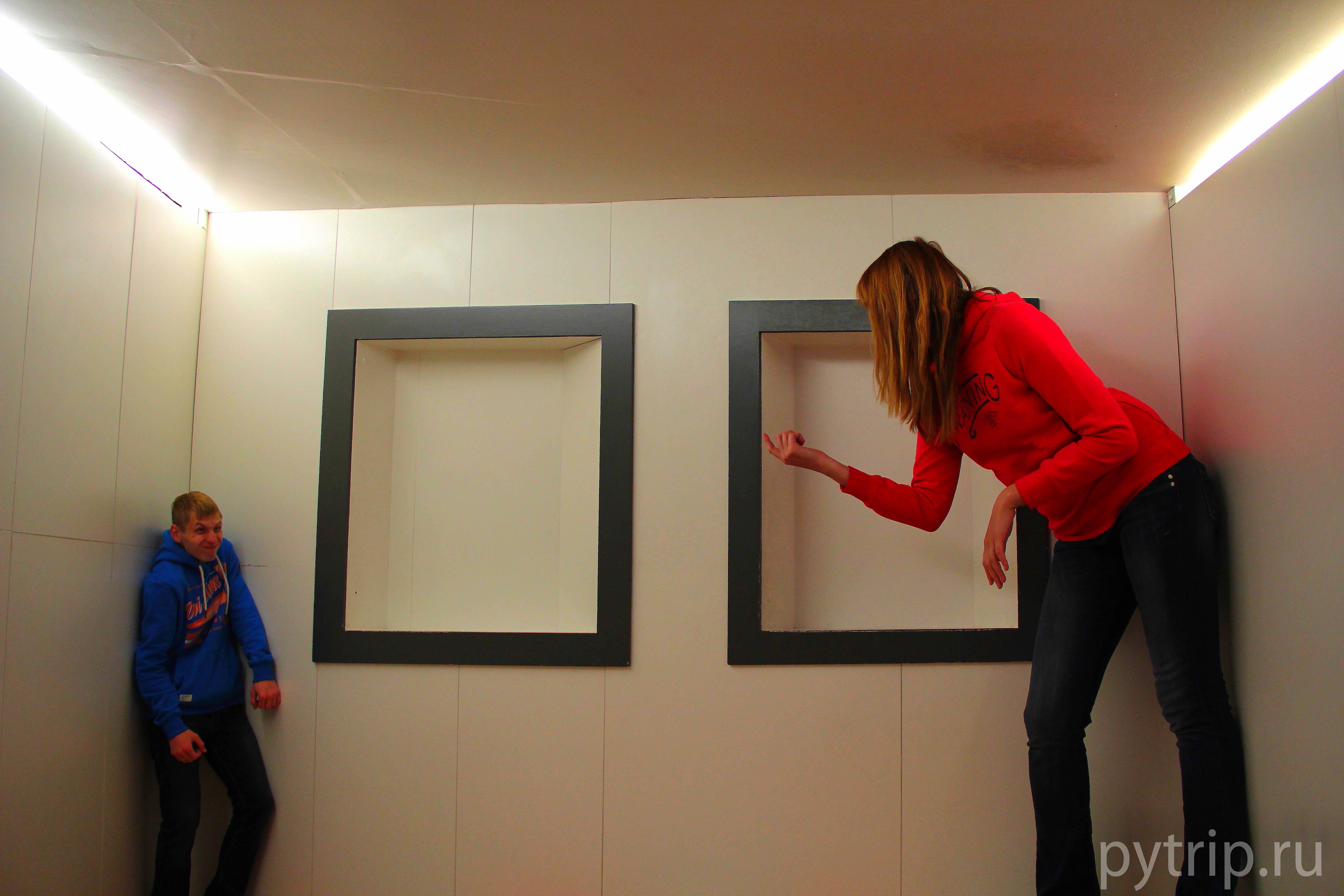 камера обскура и музей иллюзий