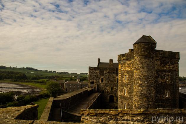 замок Шотландии