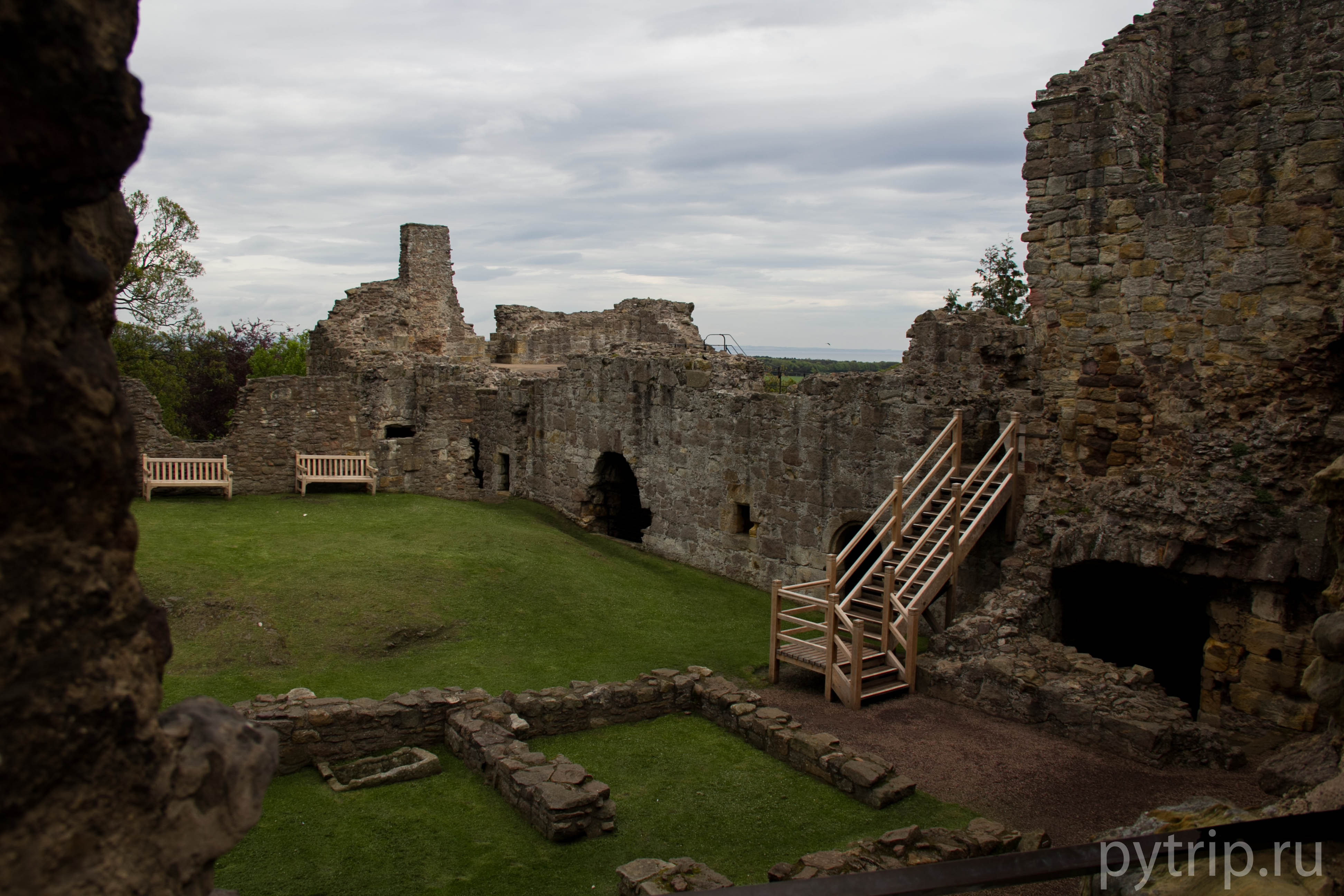 Explorer Pass дает возможность посетить множество замков Шотландии.