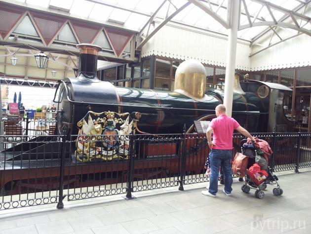 вокзал Виндзор