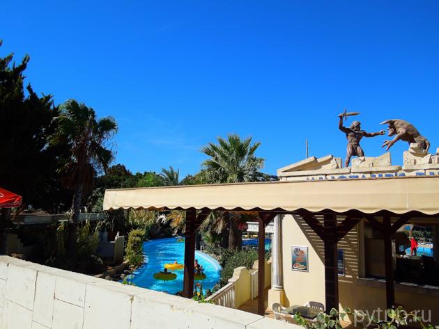 аквапарк на кипре