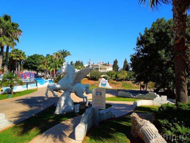 аквапарк кипр