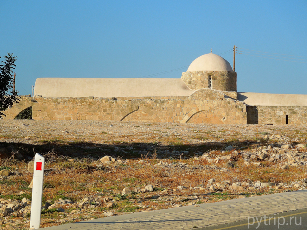 Храм Афродиты