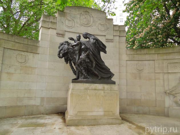 памятник Лондона