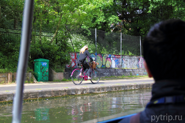 набережная ридженс канала
