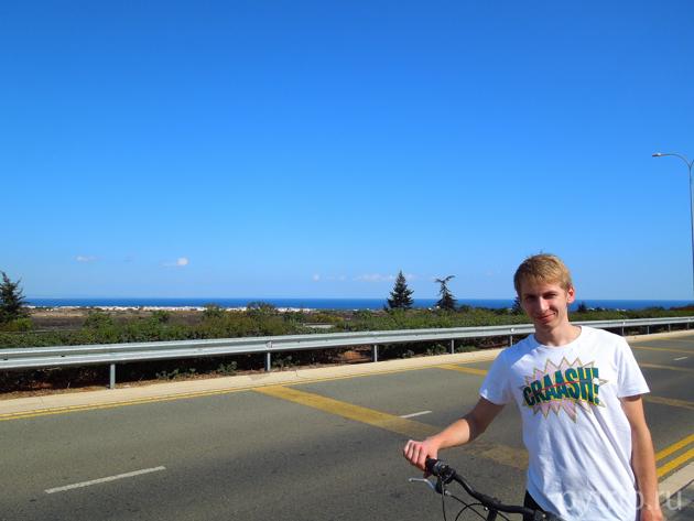 велосипеды кипр