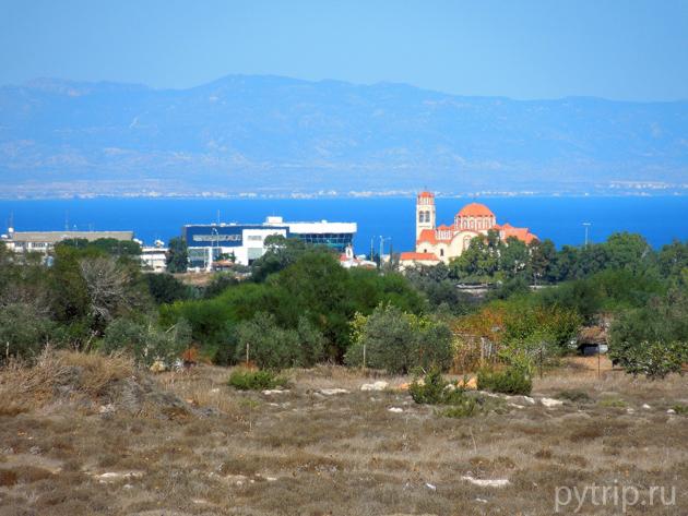 Кипр дороги