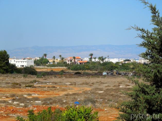 Кипр поселения