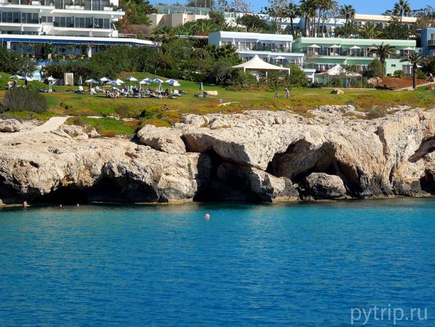 берег Кипра