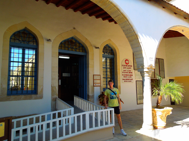 Церковь святого Лазаря фото