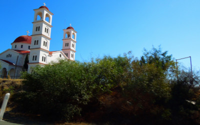 Пятый день на Кипре — Лимассол, замок Лимассола и святилище кошек