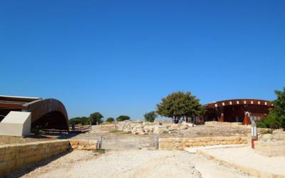 Древний город Курион на Кипре — памятник античности