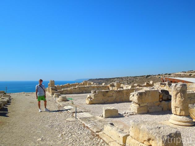 Раннехристианский дом с триклинием