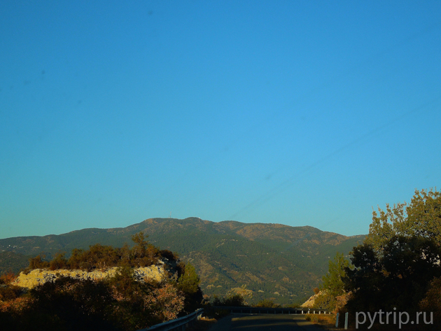 Кипрские горы