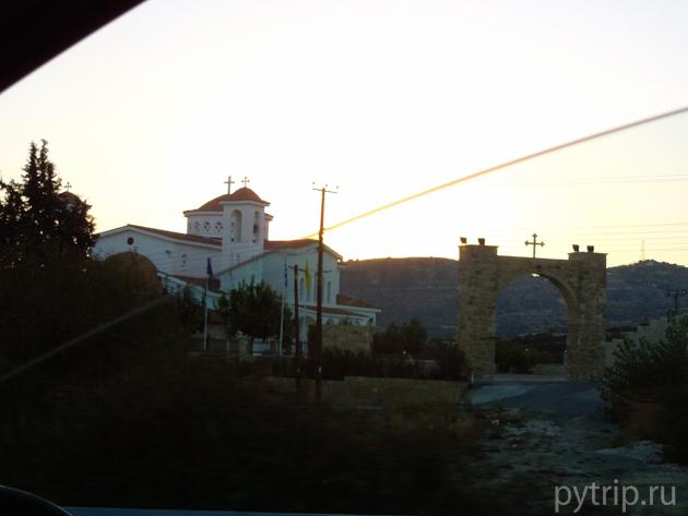 Кипр - горы