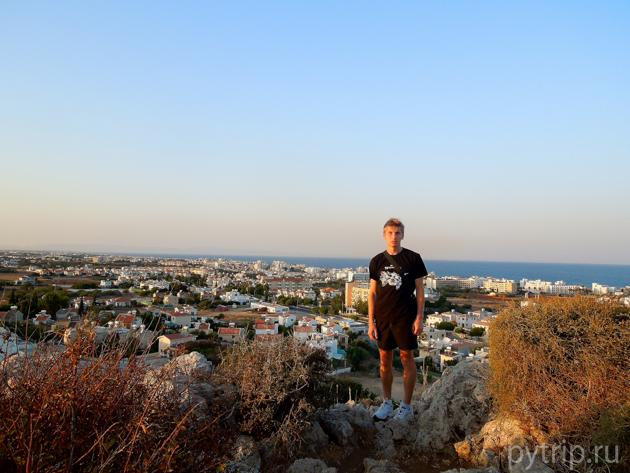 На холме Протарас