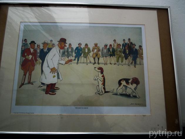 музей карикатуры лондон