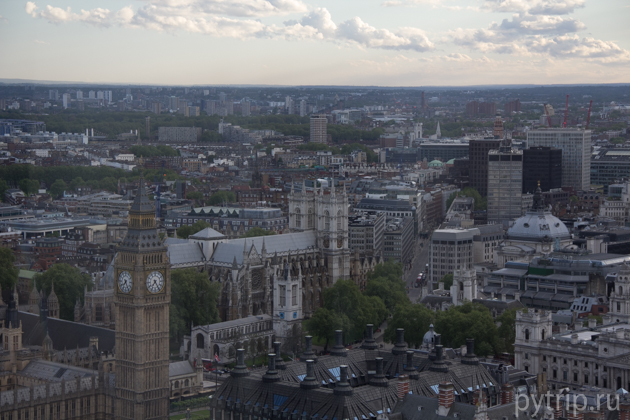 Лондон большой