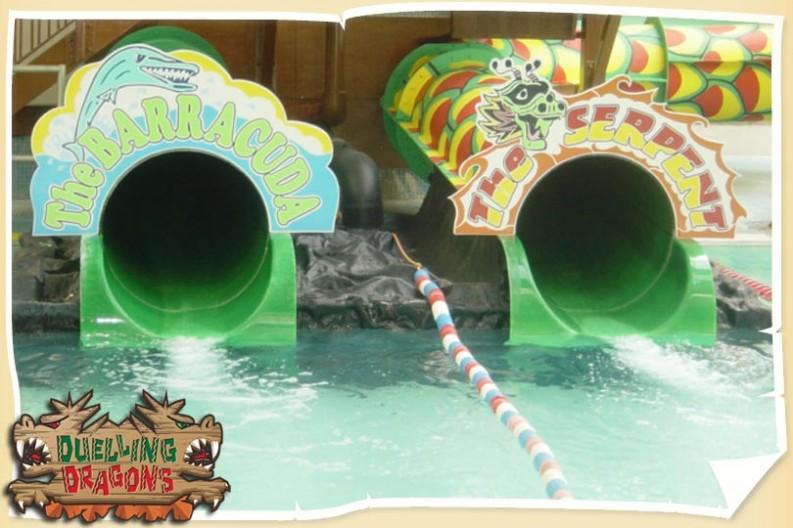 аквапарк Sandcastle фото