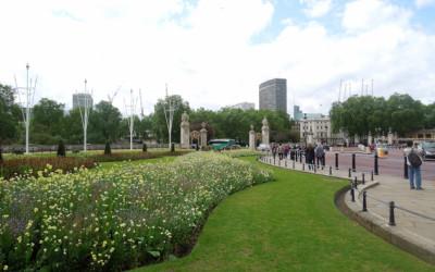 Букингемский дворец — королевская резиденция