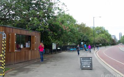 Аренда велосипедов Barclays в Лондоне