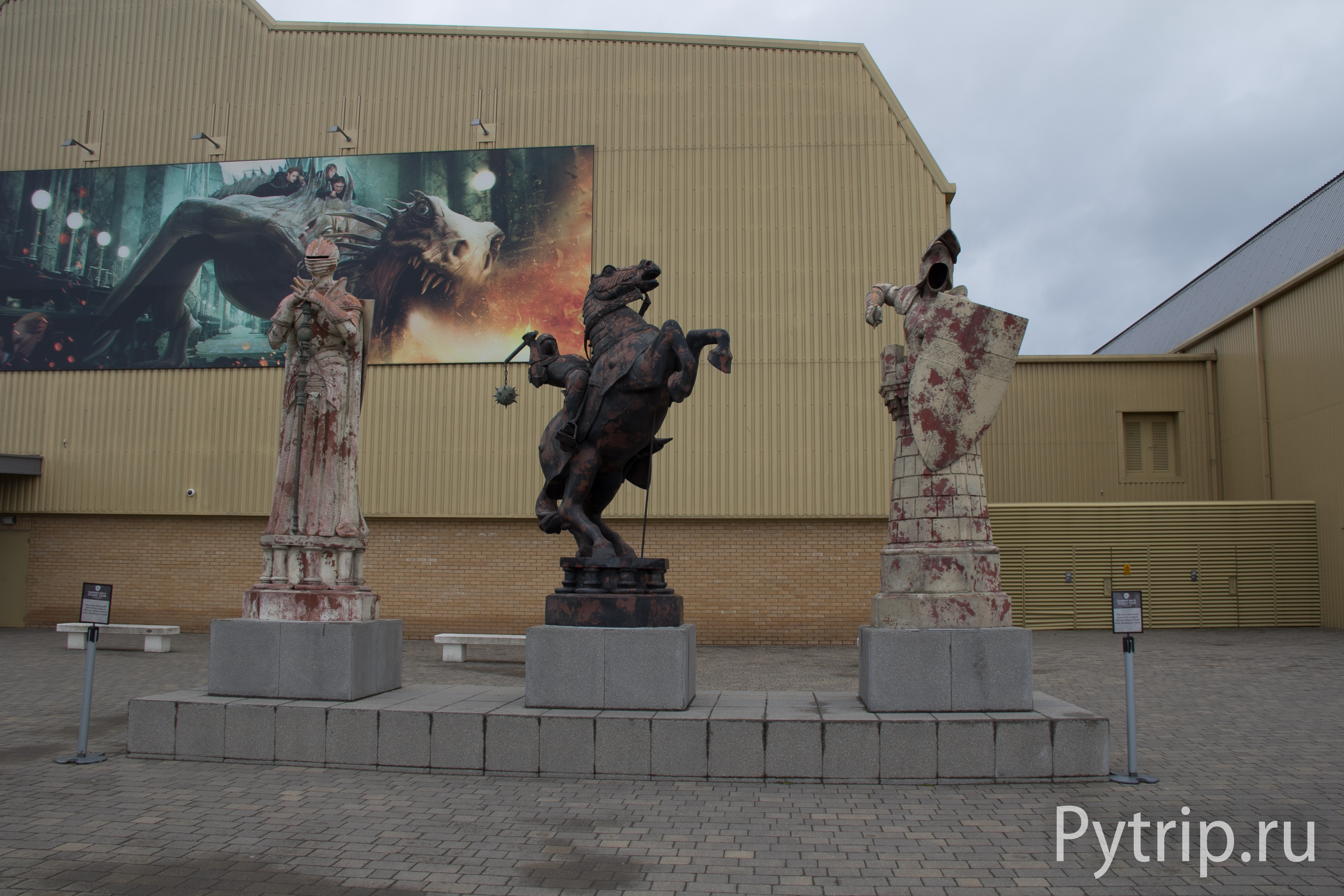 Warner Bros. Studio Tour