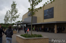 Музей Гарри Поттера в Лондоне — студия Warner Brothers