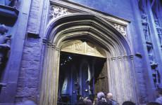 Большой зал Хогвартса и Косая Аллея