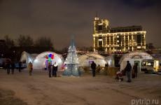 Новогодняя ярмарка в парке Музеон — разочарование 2014 года
